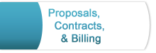 Proposals, Contracts, and Billing